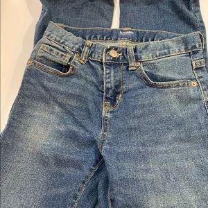 Old Navy Medium Wash Blue Jeans